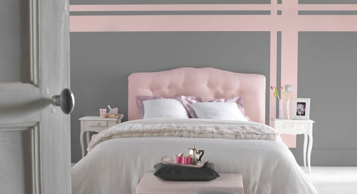 135 best chambre rose images on Pinterest Home, Bedrooms and Live