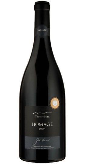 Top #wine selection >>> Trinity Hill, Syrah 'Homage', Hawkes Bay, New Zealand...Follow us on Twitter @TopWinePics