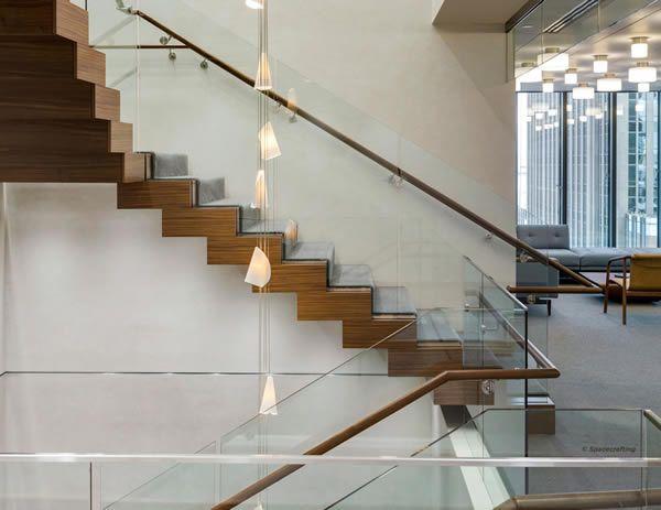 Awesome Glass Railing Design for Balcony