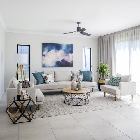 Living room ideas and inspiration   Gold Coast Interior Design   Tailored Space …