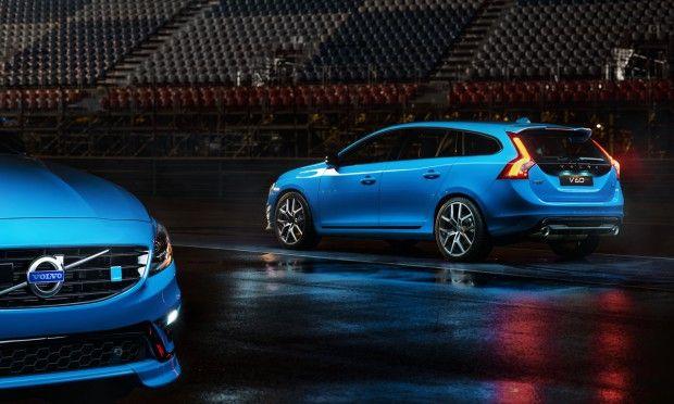 New Volvo V60 Polestar by drive.gr