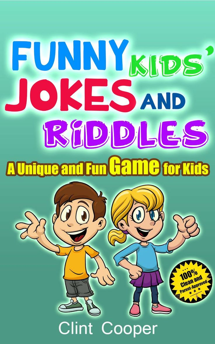 Funny Kids Jokes and Riddles A Unique and Fun Game for