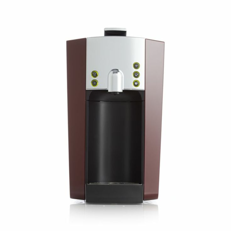 Starbucks Verismo Burgundy 600 Brewer Crate and Barrel My Life Pinterest Starbucks ...