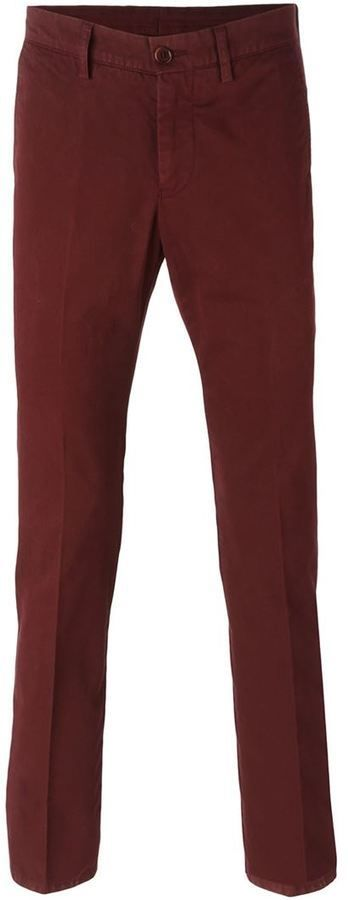 $111, Aspesi Slim Fit Chino. Sold by farfetch.com. Click for more info: https://lookastic.com/men/shop_items/345578/redirect