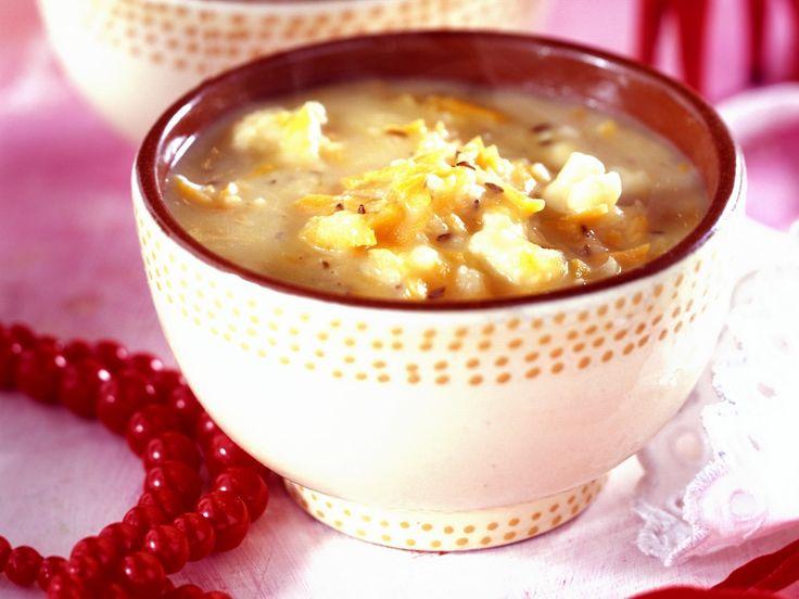 Sauerkrautsuppe auf polnische Art - smarter - Zeit: 1 Std. 20 Min. | eatsmarter.de