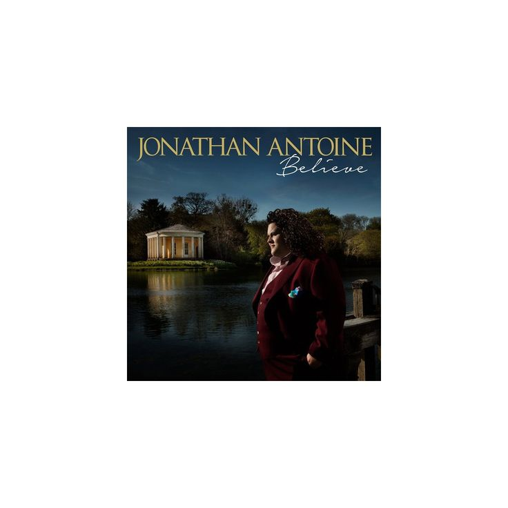 Jonathan Antoine - Believe (CD)