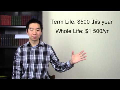 Short Course On Investments Episode 9 - Life Insurance