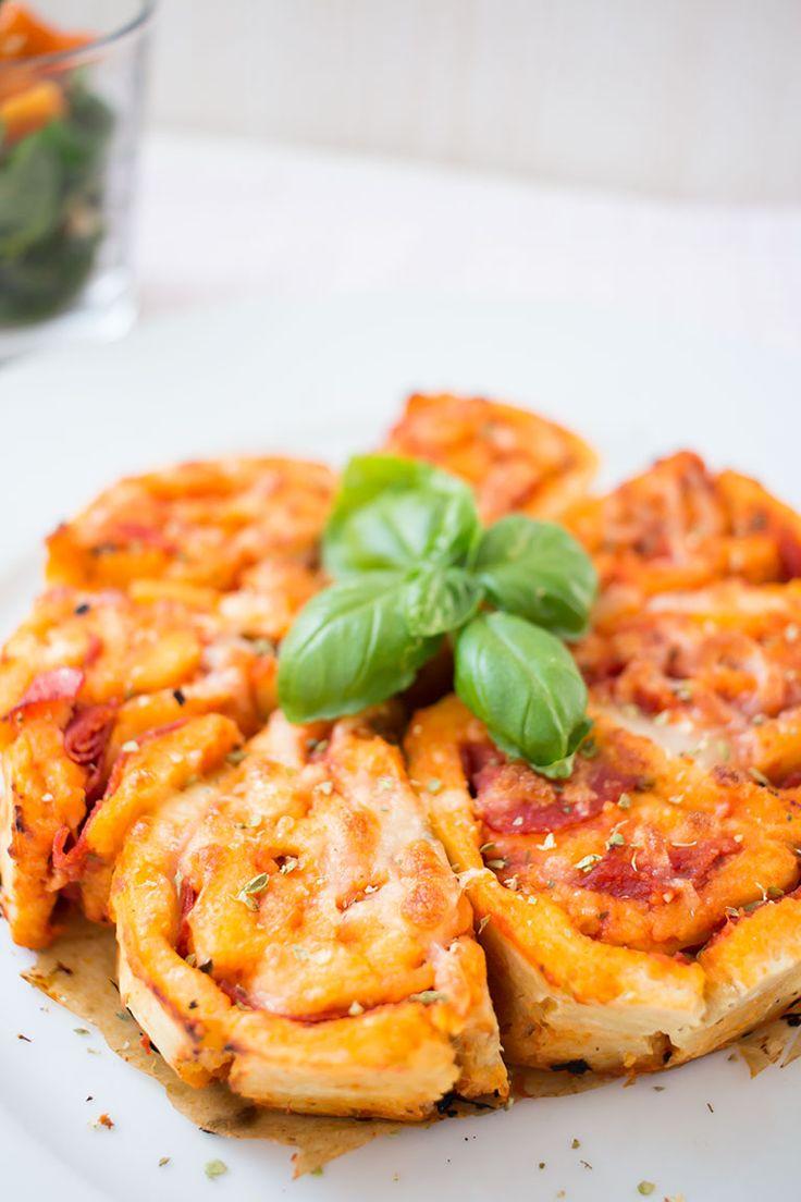 Low Carb Pizzablume – Low Carb Köstlichkeiten