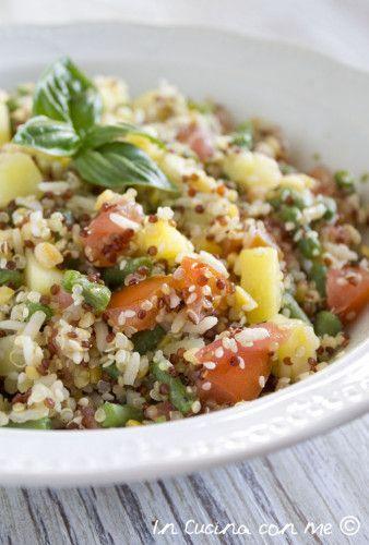 Insalata di Quinoa - In Cucina con Me