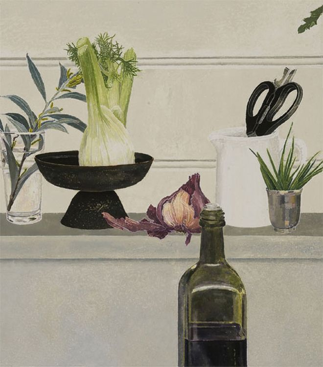 Cressida Campbell | Sophie Gannon Gallery