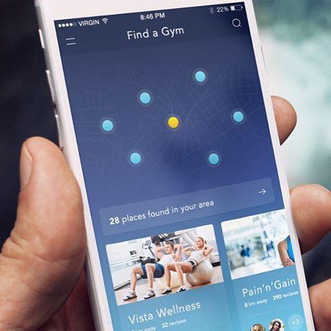 Find a Gym v2 by Ionut Zamfir
