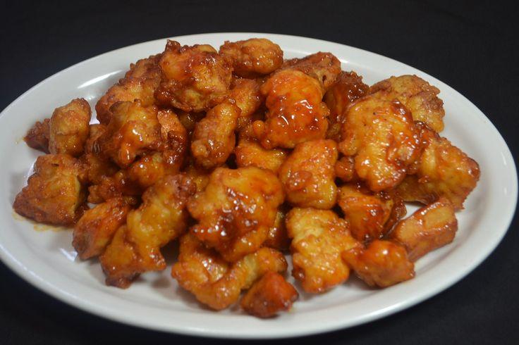 pollo en miel - Comida China