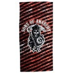 SOA Beach Towel - FX Sons of Anarchy Clothes, DVDs and Accessories | Sons of Anarchy on the FX Store