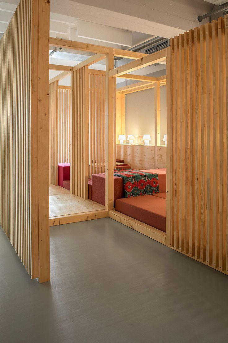 Osb. Bruzkus Batek Razorfish Office Space Berlin Designboom