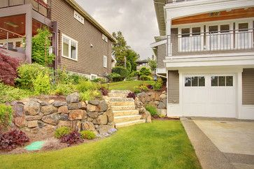 Landscape Sloped Ceiling Design, Pictures, Remodel, Decor and Ideas