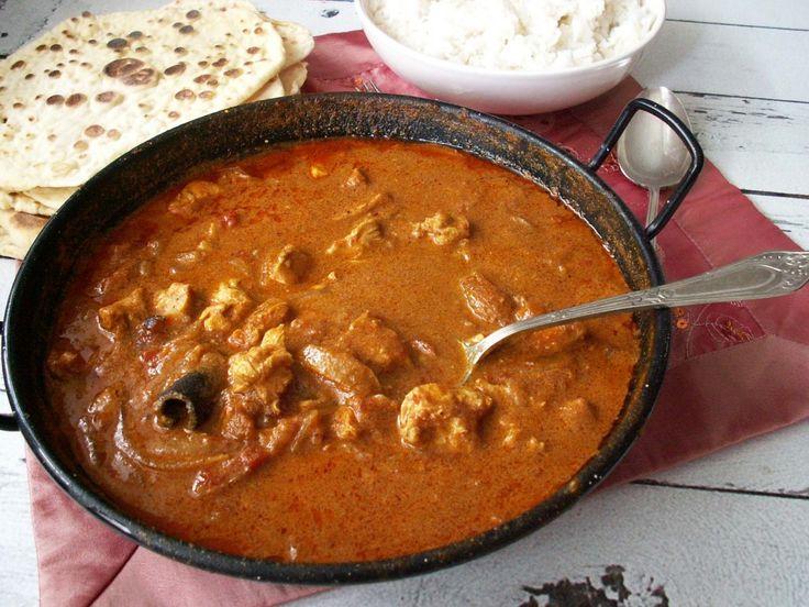 proste curry z kurczaka