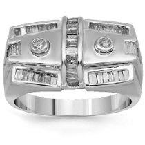 146 best Men's Rings. images on Pinterest | Male rings ...