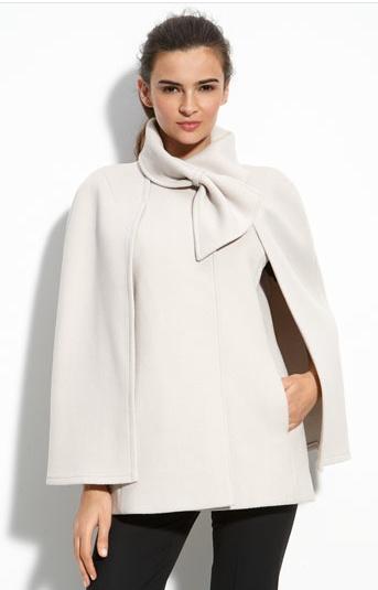 Tahari makes beautiful clothing... love this coat.