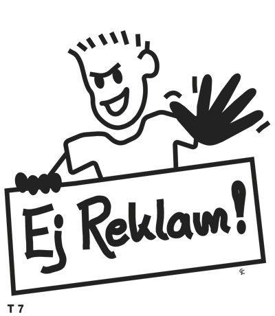 Ej Reklam - Funky Family stickers