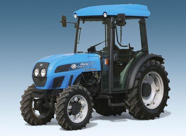Landini Rex 90 V Small Tractor