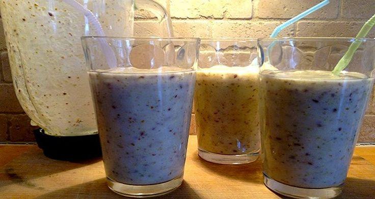 Sustituye este batido por tu desayuno y pierde 6 kg en 30 dias | Consejos y Remedios