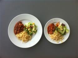 'Kleine porties aanhouden mogelijk het beste afvaldieet' - Voeding Nu