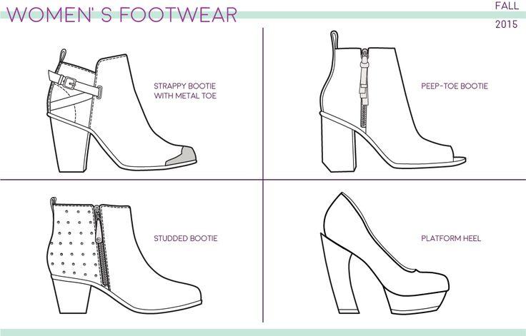 Footwear Designs on Behance