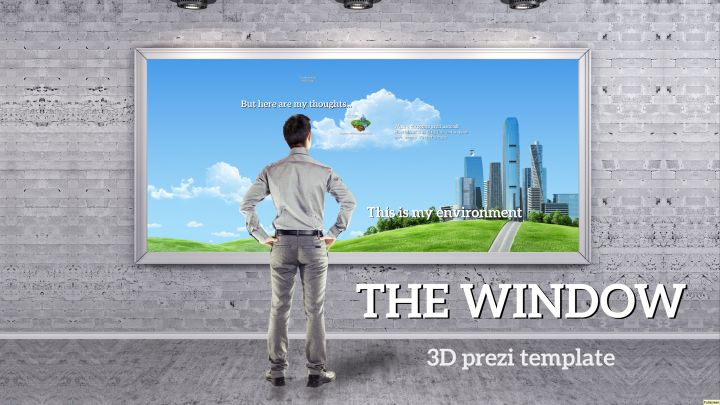 The window 3D