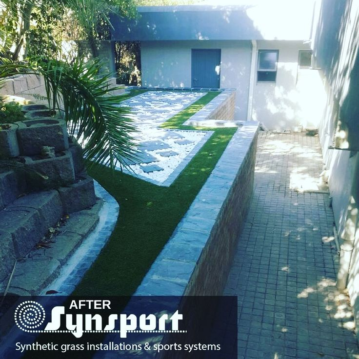 A Synsport Installation 🌱 Visit our website www.synsport.co.za | www.syntheticlawn.co.za , call now on 021 987 1441 or e-mail us at info@synsport.co.za for your free quote. #syntheticlawn #green #savewater #synsport #syntheticgrass #southafrica #capetown #knysna #sportsurface #lawns #capetowndrought #watershortage #watercrisis