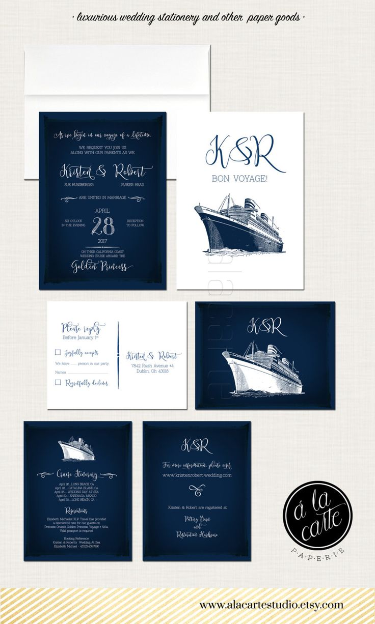 9 Best Ticket Wedding Invitation Images On Pinterest Ticket