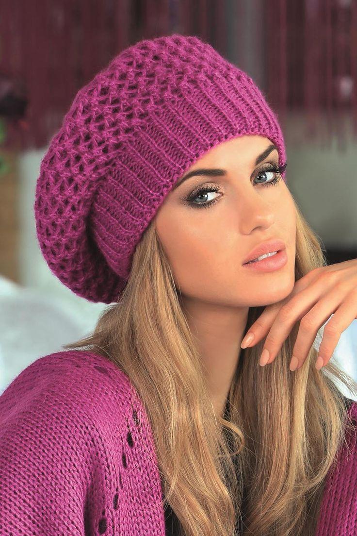 Piękny czapka Kamea Samanta