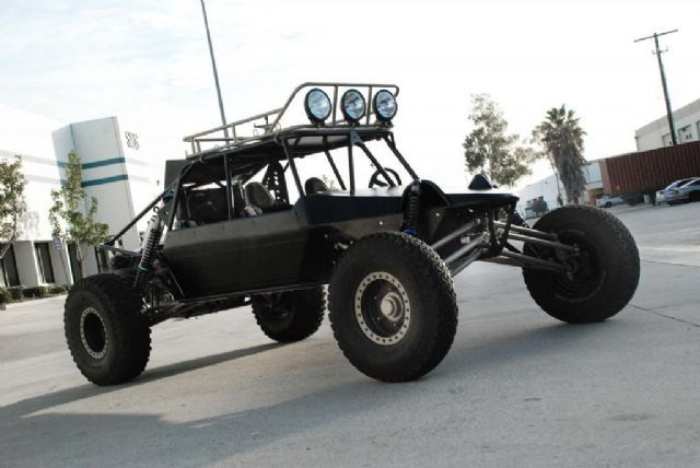 Custom Sand Buggies : Custom seater dune buggy black miles for