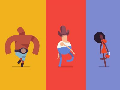 Skillshare Simple Character Animation by Fraser Davidson for Sweet Crude