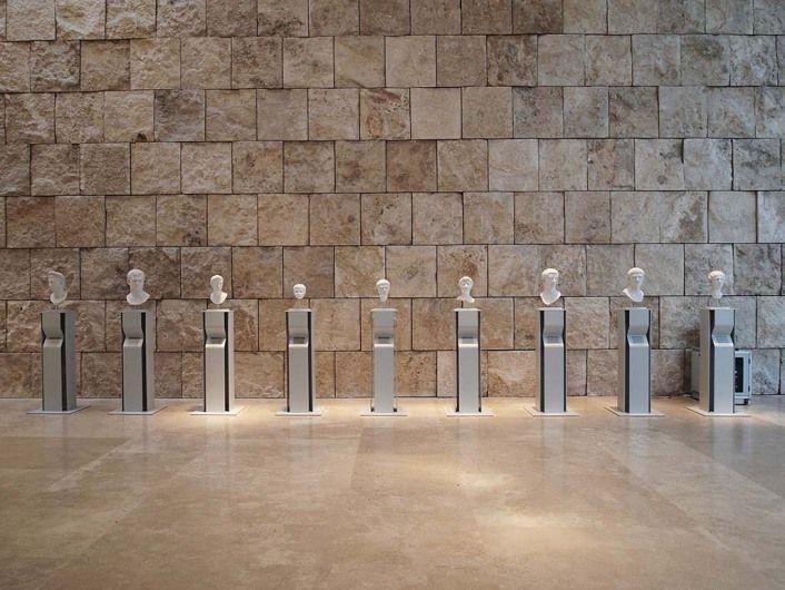 Museo dell'Ara Pacis, Roma, Italia - Richard Meier