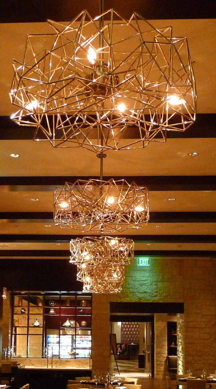 Modern Pendant Lighting Ideas Brass And Chrome Custom Made By Iworks