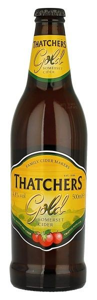 Thatchers Gold Cider 500ml
