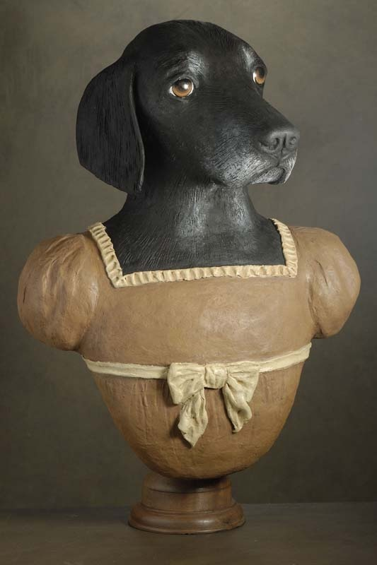 chienne noire