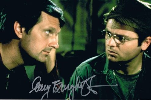 Image result for gary burghoff autograph