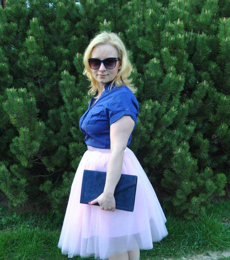 Tulle skirt La Sissi. https://www.facebook.com/lasissishop?fref=ts Spódnica od La Sissi zdjęcia BLOG MUSZKA.