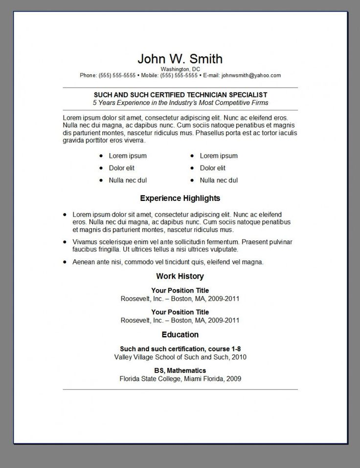 best resume templates reddit resume resume
