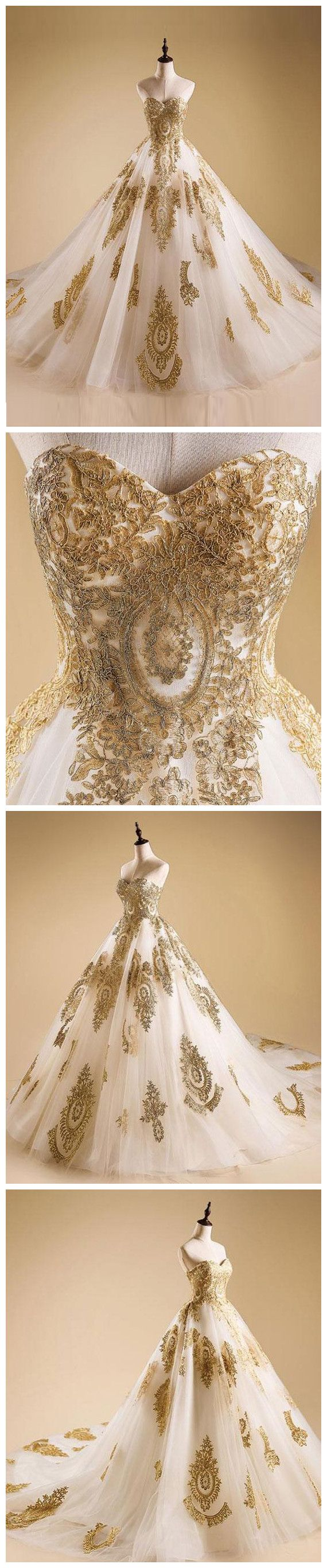 I would picture this as my Asgardian wedding gown!