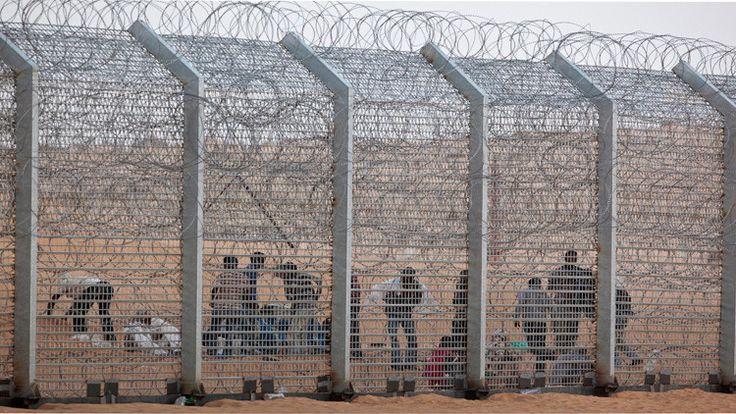 Una empresa de seguridad israelí que participó en la construcción del muro fronterizo entre Israel y Egipto presentará su tecnología en una conferencia en Virginia la semana que viene.