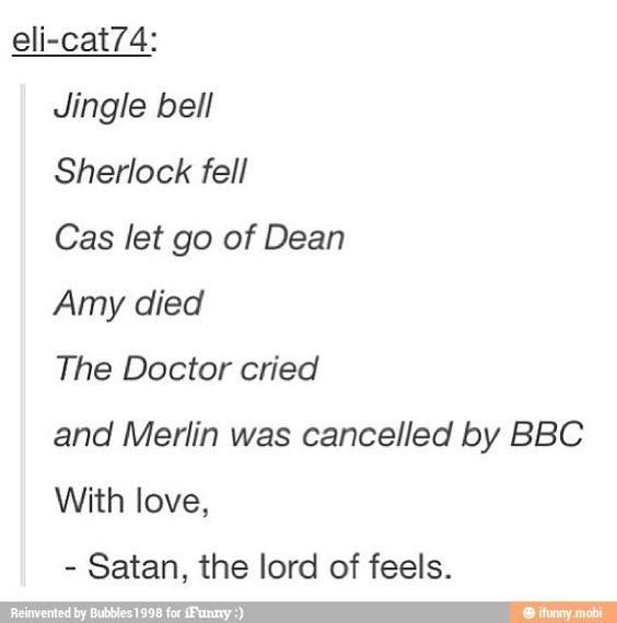 Why is this so accurate... And hey they talked about merlin... They haven't don't that in a while