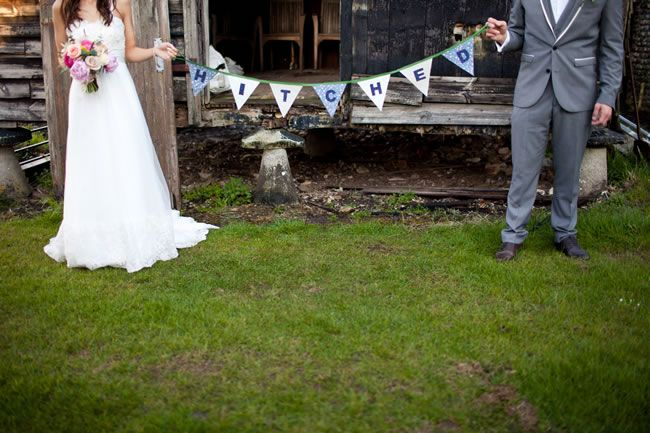 Romantic wedding signs are hot for 2014 #wedding - For more ideas and inspiration like this, check out our website at www.theweddingbelle.net