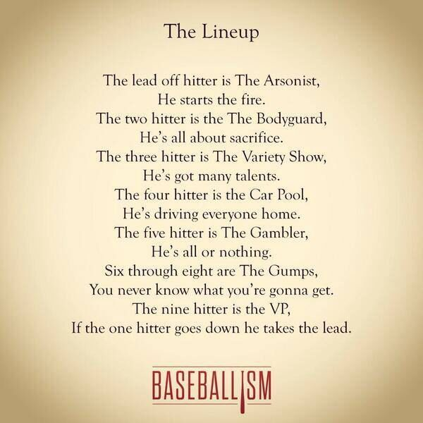 Humor Inspirational Quotes: Best 25+ Baseball Poems Ideas On Pinterest
