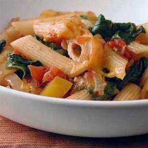 Ziti Baked with Spinach, Tomatoes, and Smoked Gouda: Smoked Gouda, Ziti Baking, Food Recipes Yummy, Gouda Recipes, Pasta Dishes, Baking Ziti, Italian Chicken, Cooking Lights, Smoke Gouda