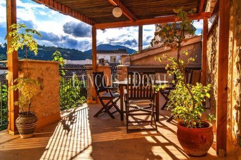 Alicante. Casa rural con encanto en venta. Benilloba.