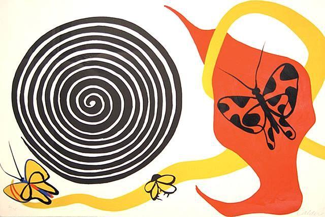 Pin By Cady Deluz On Artist Galleria Alexander Calder Calder Art