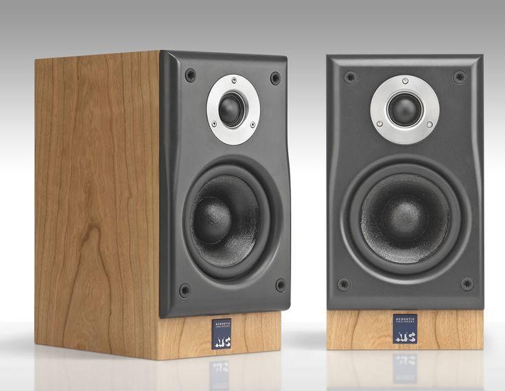 ATC SCM 7 Bookshelf Monitor Speakers Pair