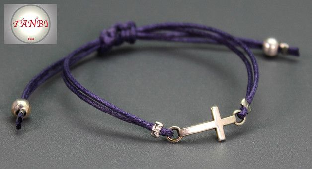 Weiteres - Armband KREUZ Nr. Dk 1 - ein Designerstück von TANBI-shops bei DaWanda